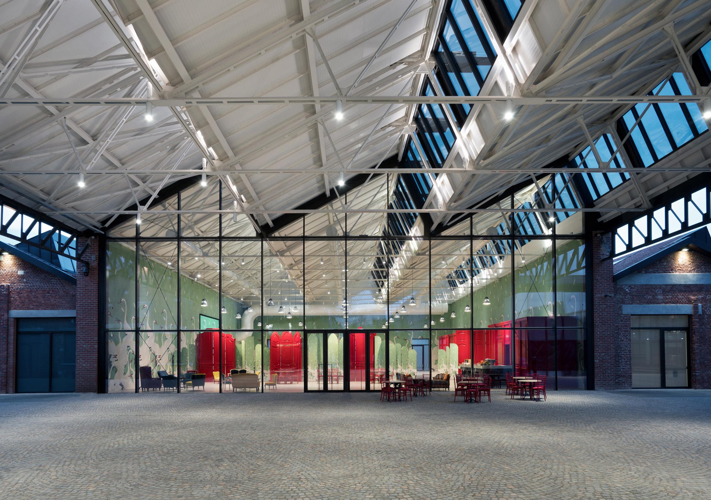 Gucci Headquarters by Piuarch