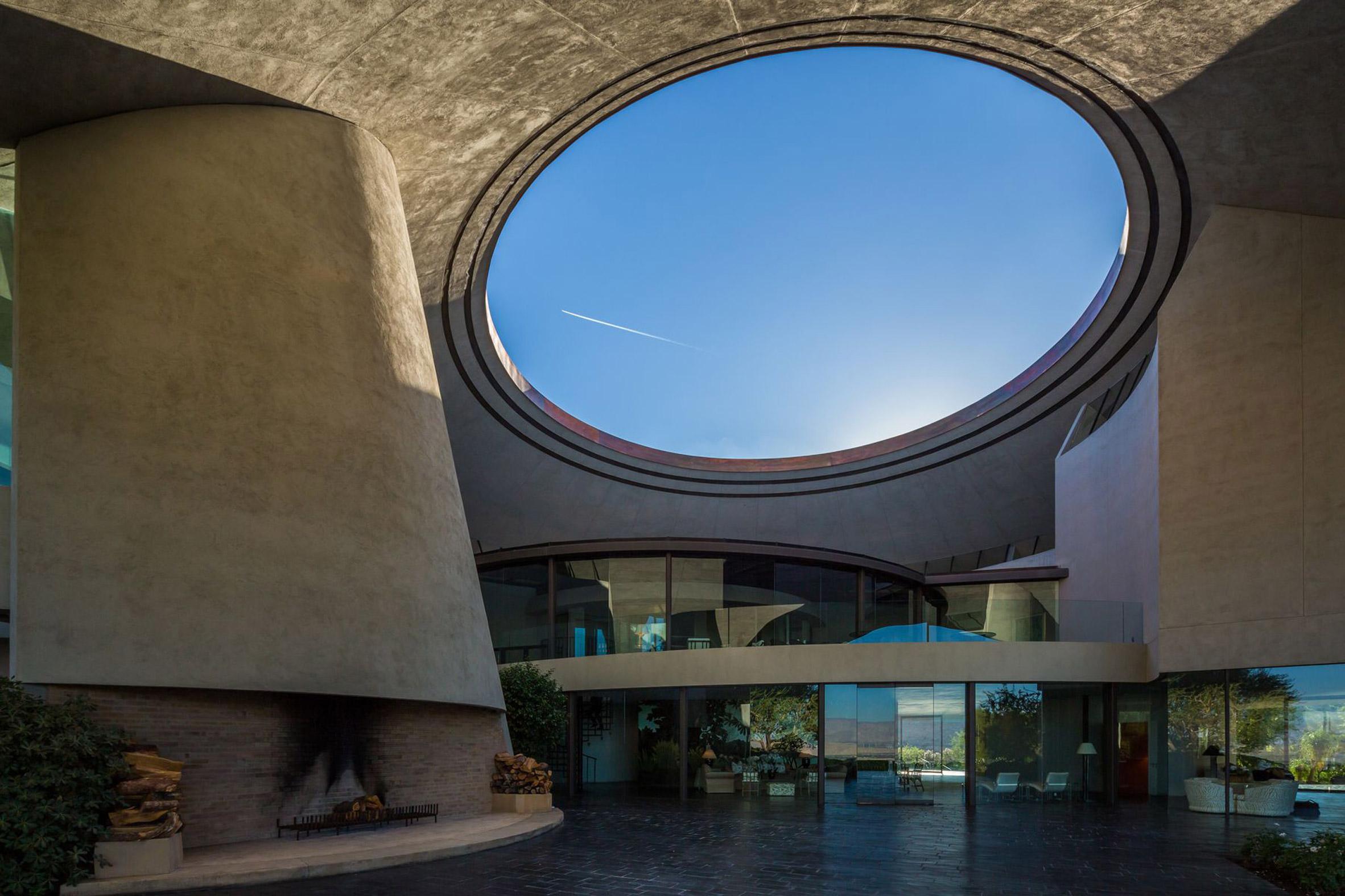 Hope Residence by John Lautner