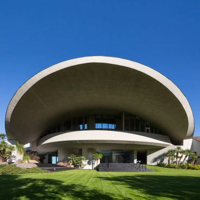 Hope Residence by John Lautner