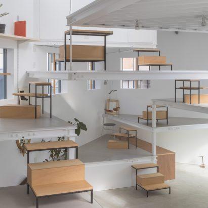 House in Miyamoto by Tato Architects