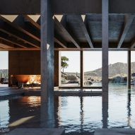"The Boundary releases visuals of ""pi-in-the-sky"" luxury hotel in the Sonoran Desert"