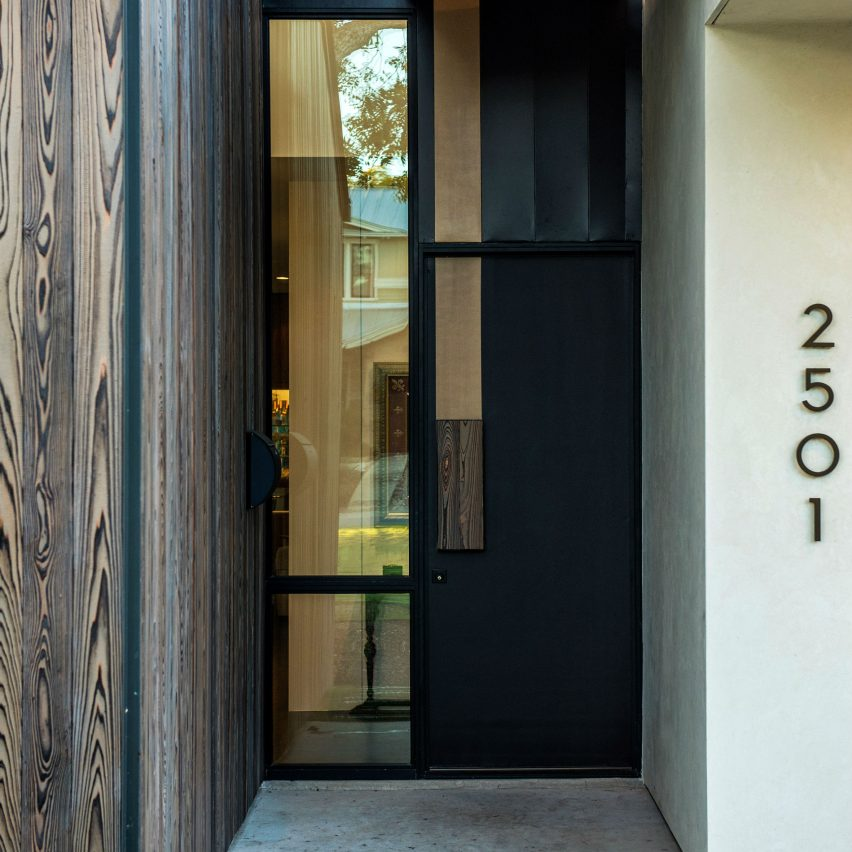 10 Impressive Entrances Including Doors That Fold Pivot And Rotate