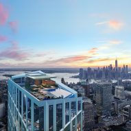 KPF's Brooklyn skyscraper to feature record-breaking rooftop pool