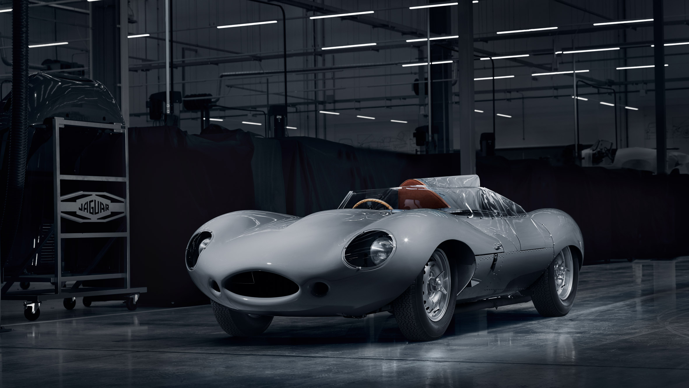 Jaguar To Resume Production Of Its Iconic D Type Racing Car