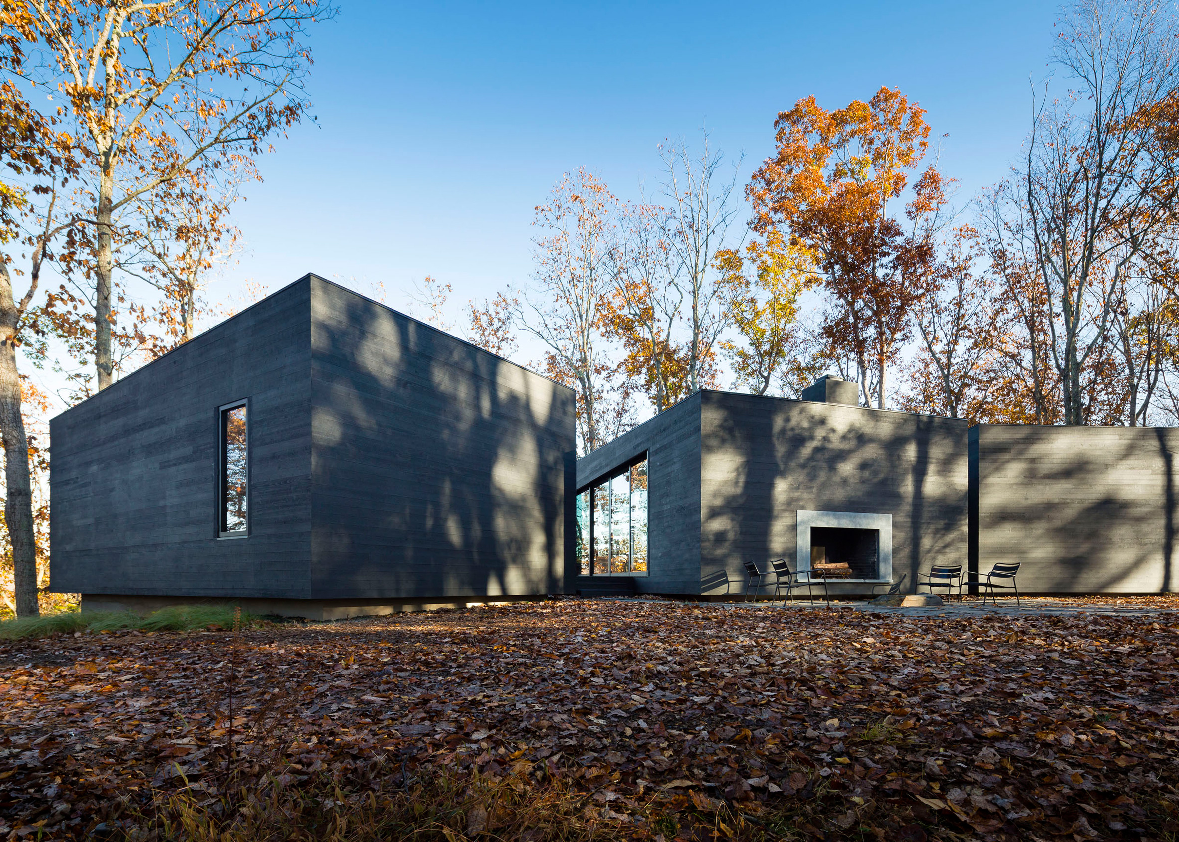James River House by Architecturefirm