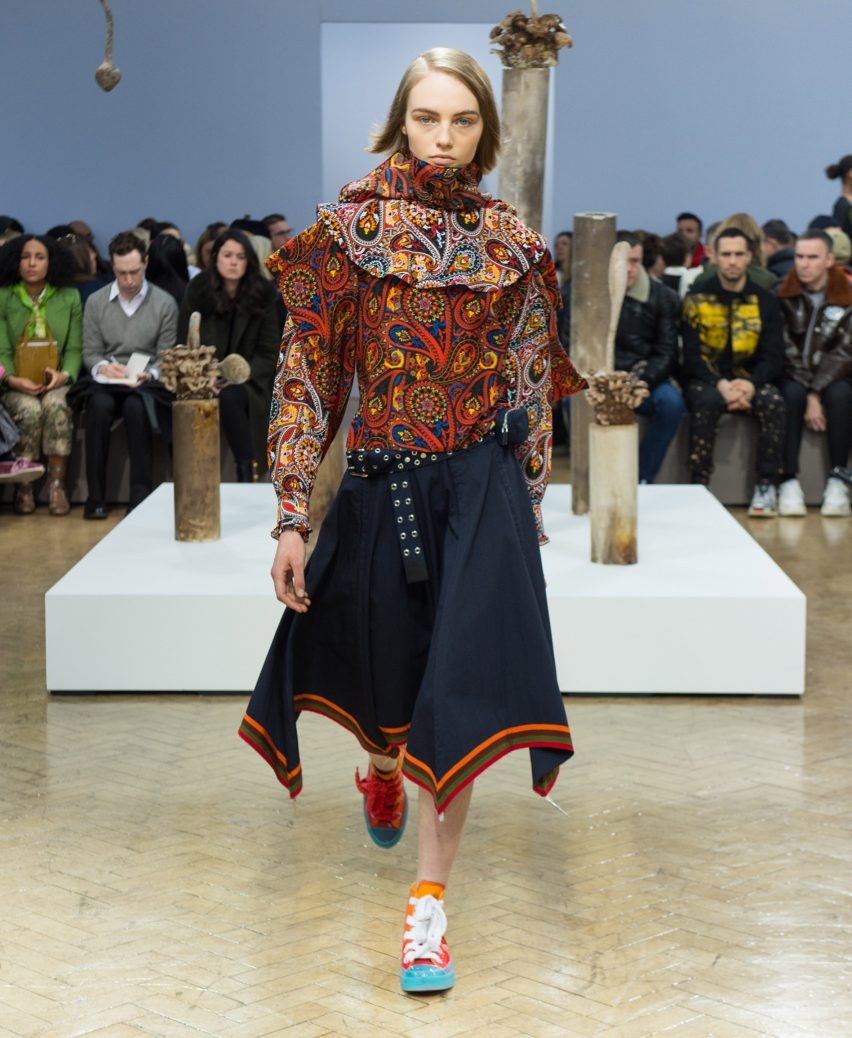 J w fall anderson runway review exclusive photo