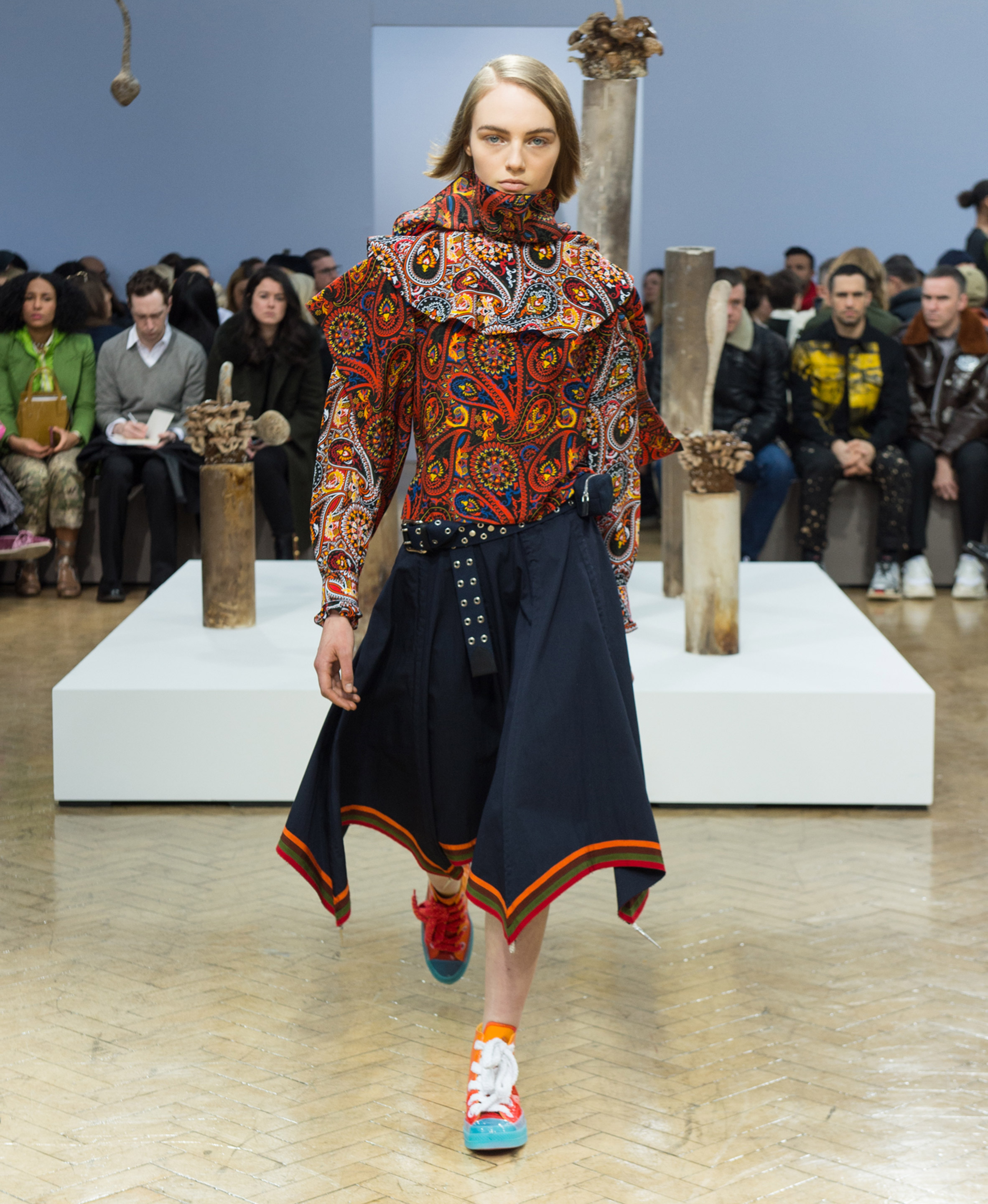 JW Anderson makes a case for slow fashion with Autumn Winter 2018 collection