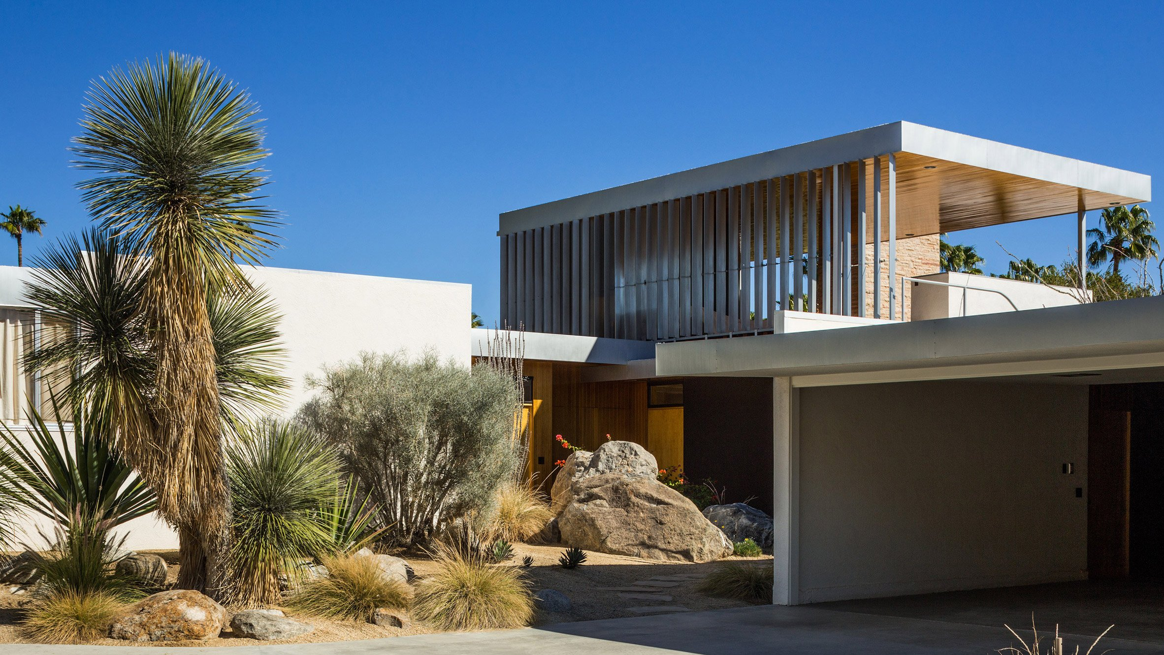 Mid Century Modern Architecture Kaufmann Desert House Richard Neutra