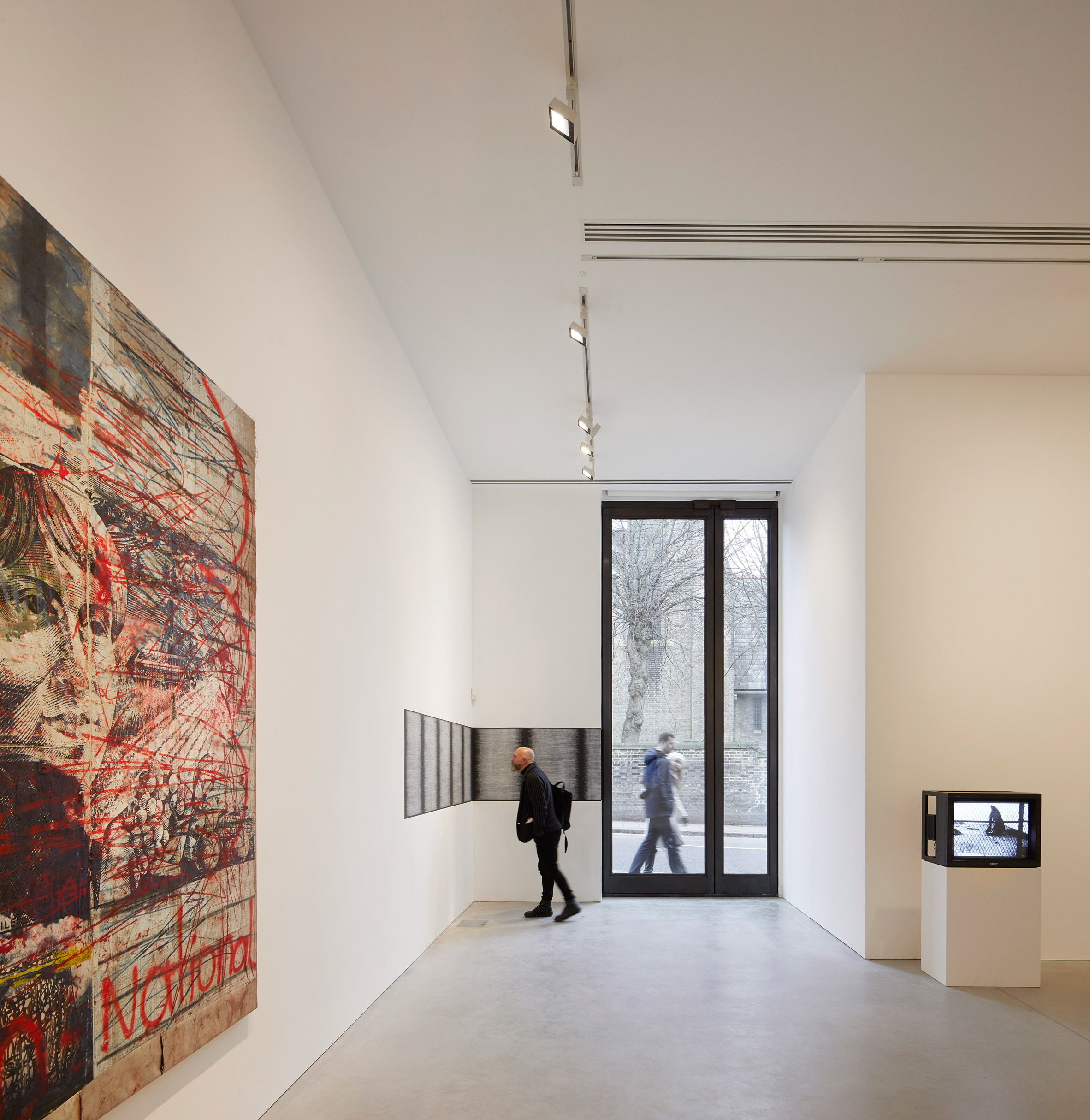 """Jamie Fobert's Kettle's Yard extension echoes """"domestic scale and calm aesthetic"""" of existing gallery"""