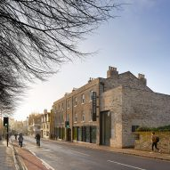 """Jamie Fobert's Kettle's Yard extension echoes """"calm aesthetic"""" of existing gallery"""