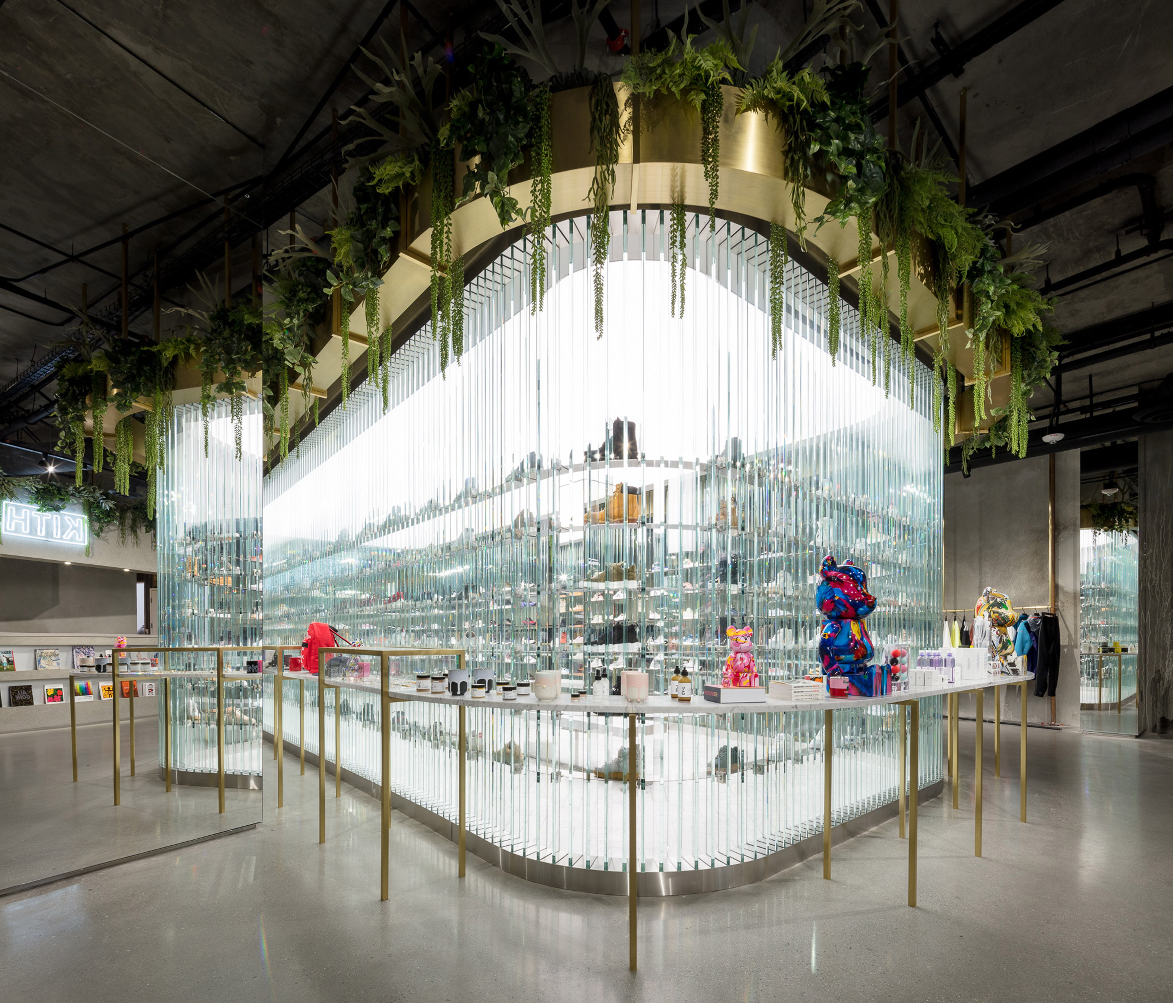 Kith LA by Snarkitecture