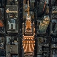 Competition: win a book of photos showing New York and Los Angeles from above