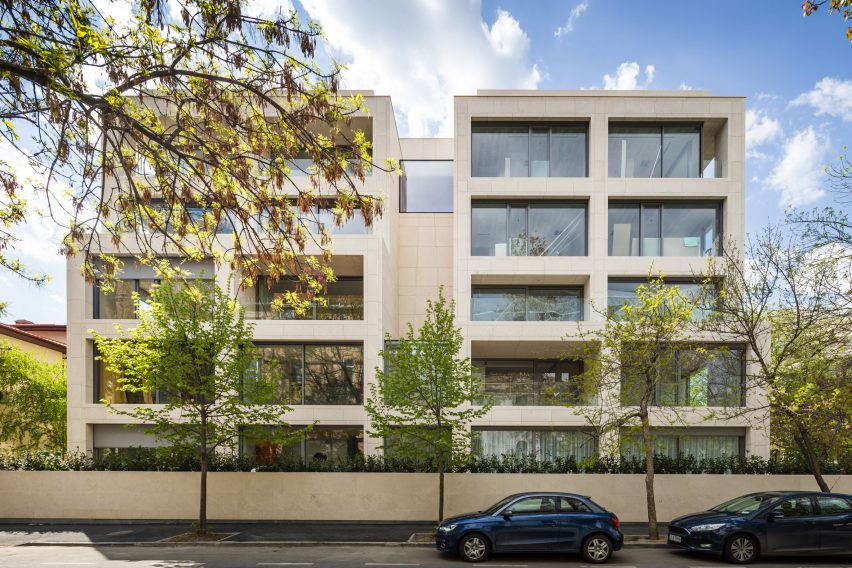 Londra Housing by ADNBA