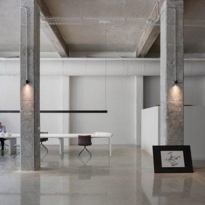 Barcelona studios by Marc Goodwin