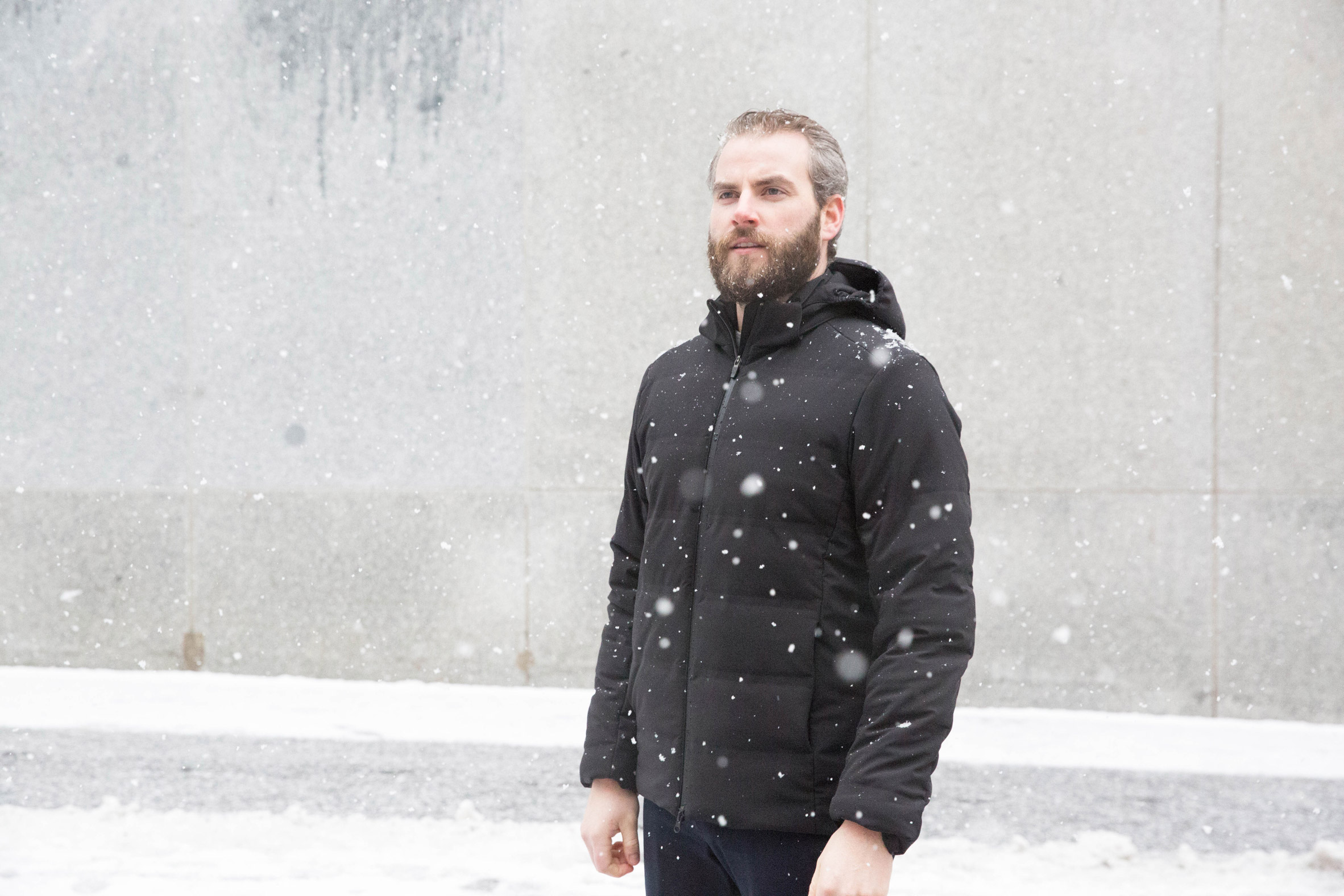 bb0eda153 Self-heating smart jacket responds to changes in temperature