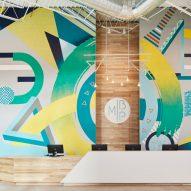 Minneapolis Bouldering Project by Lilianne Steckel