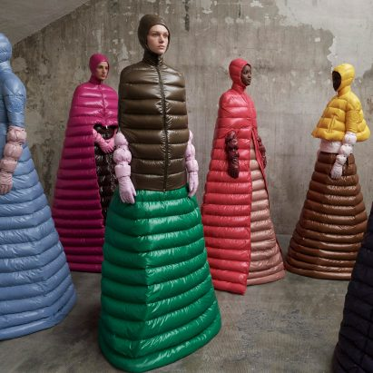 Moncler teams up with eight designers to launch Genius project