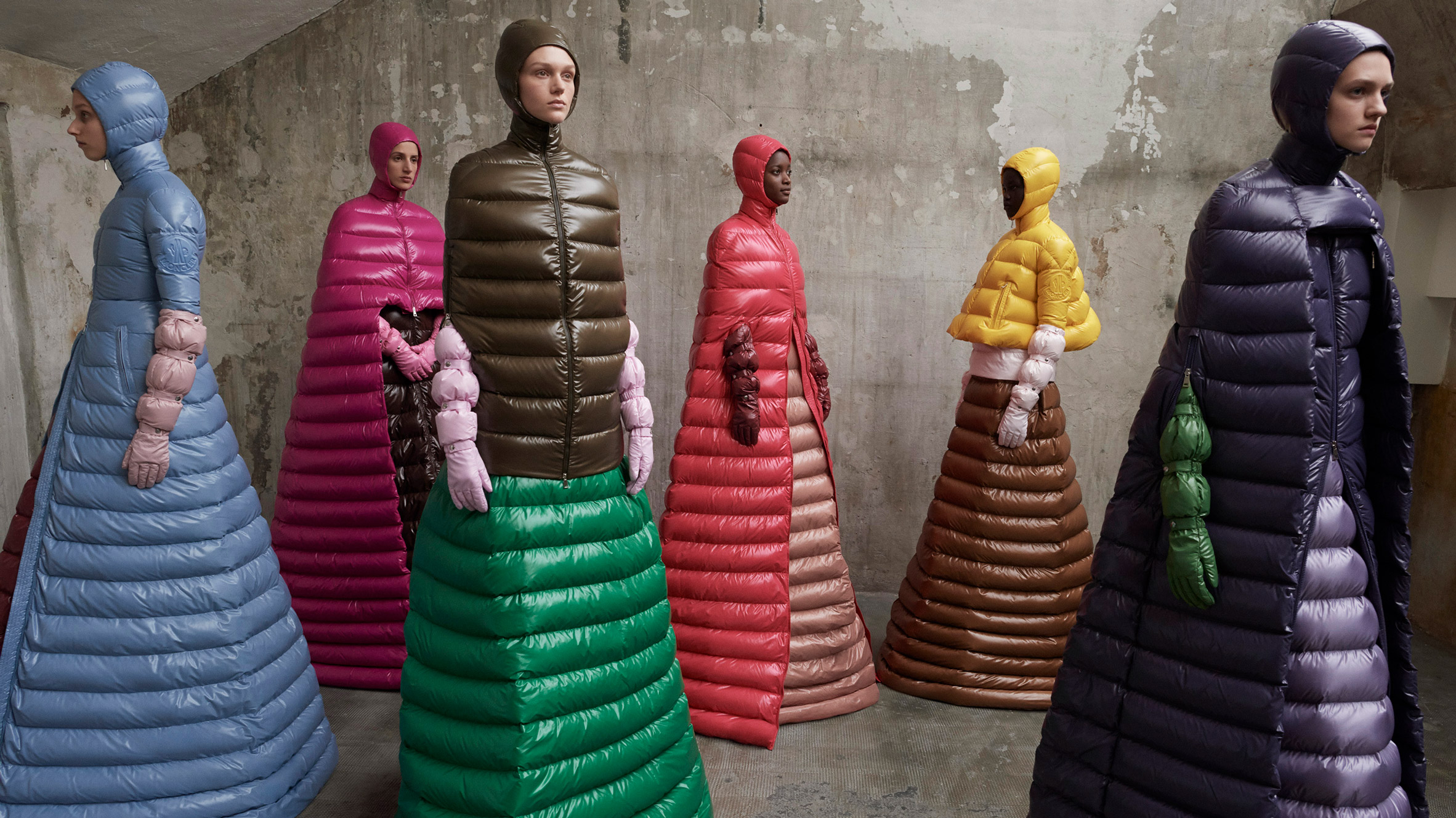 885bb2954 Moncler teams up with eight designers to launch Genius project