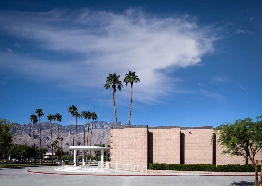 Palm Springs City Hall by Albert Frey