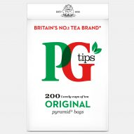 PG Tips ditches plastic to create completely biodegradable tea bags