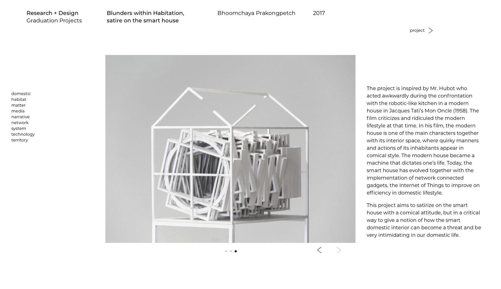 Piet Zwart Institute digital archive