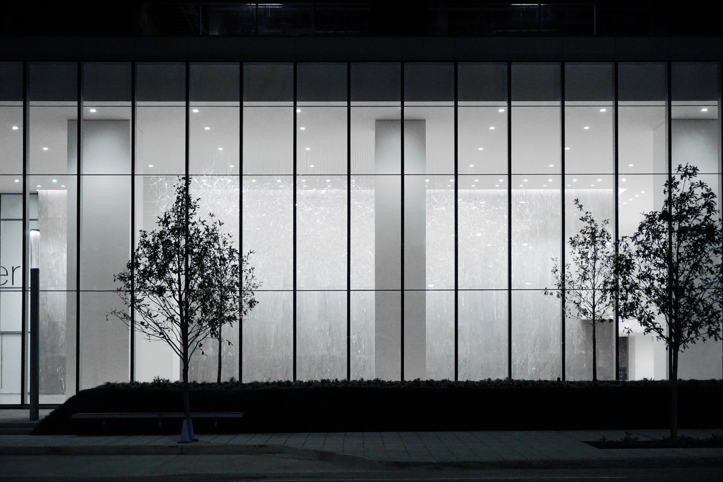 Tokujin Yoshioka creates cloud sculpture from thousands of acrylic rods