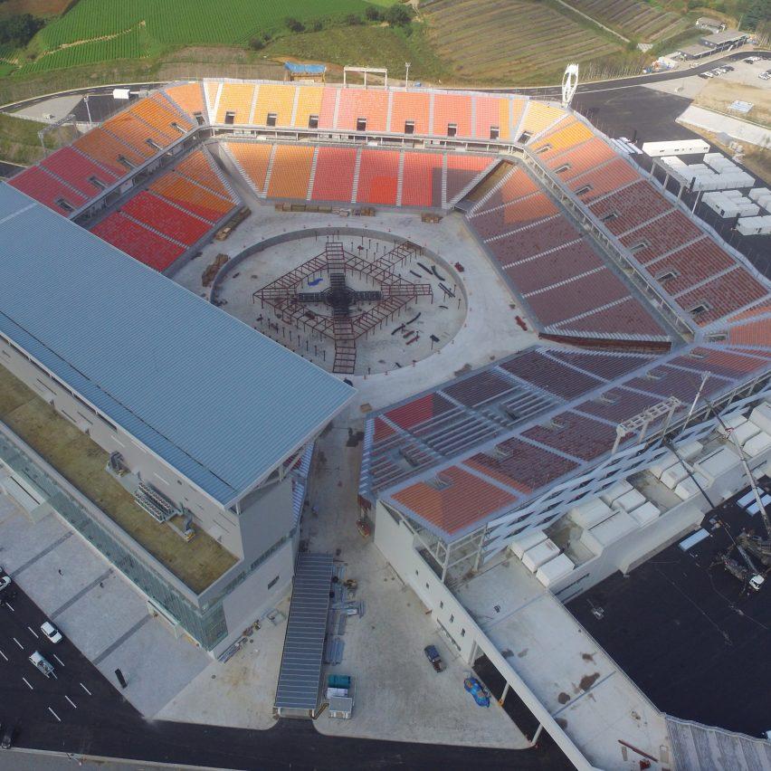 2018 stadiums