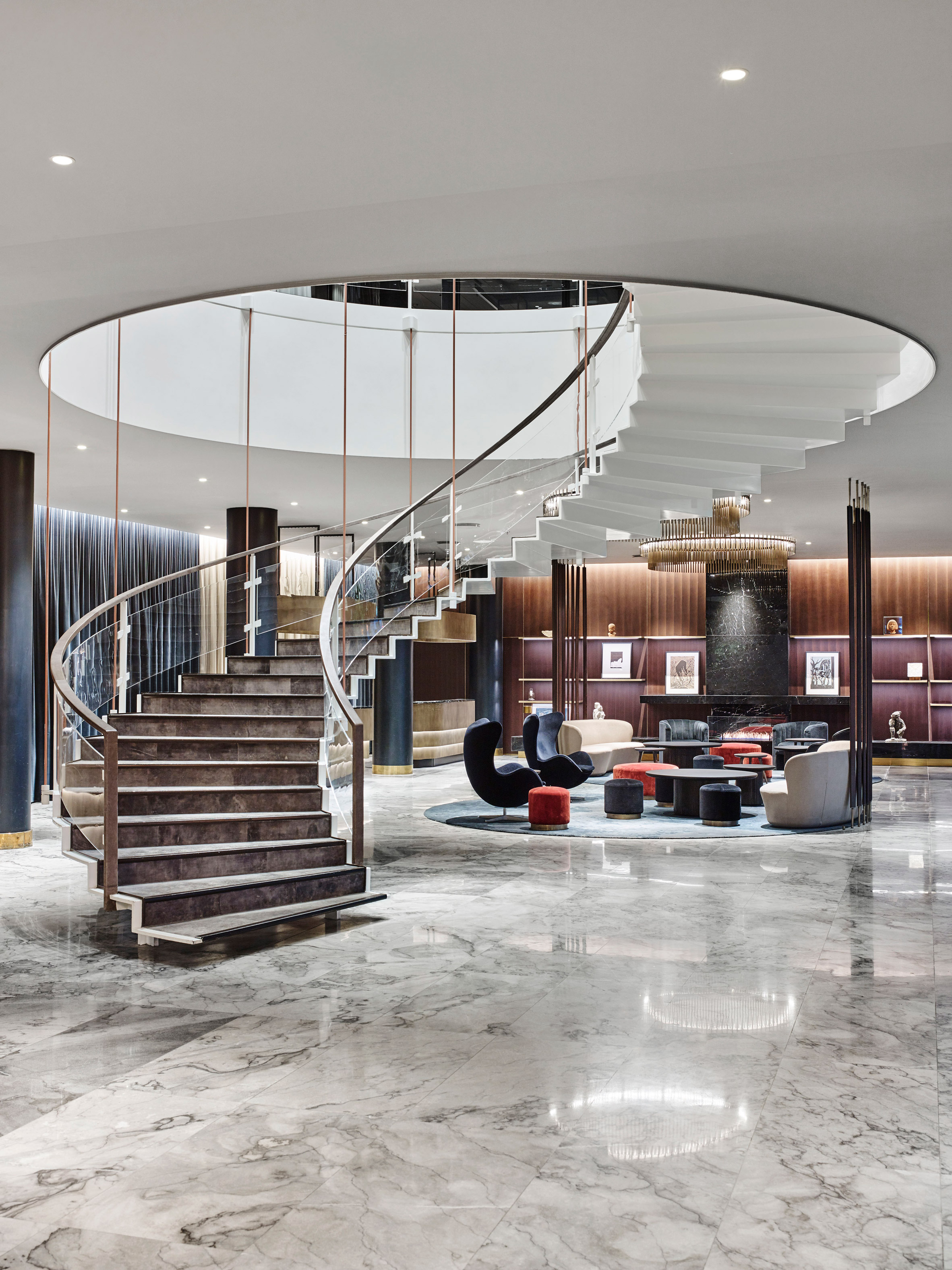 Radisson Blu Royal Hotel by Space Copenhagen