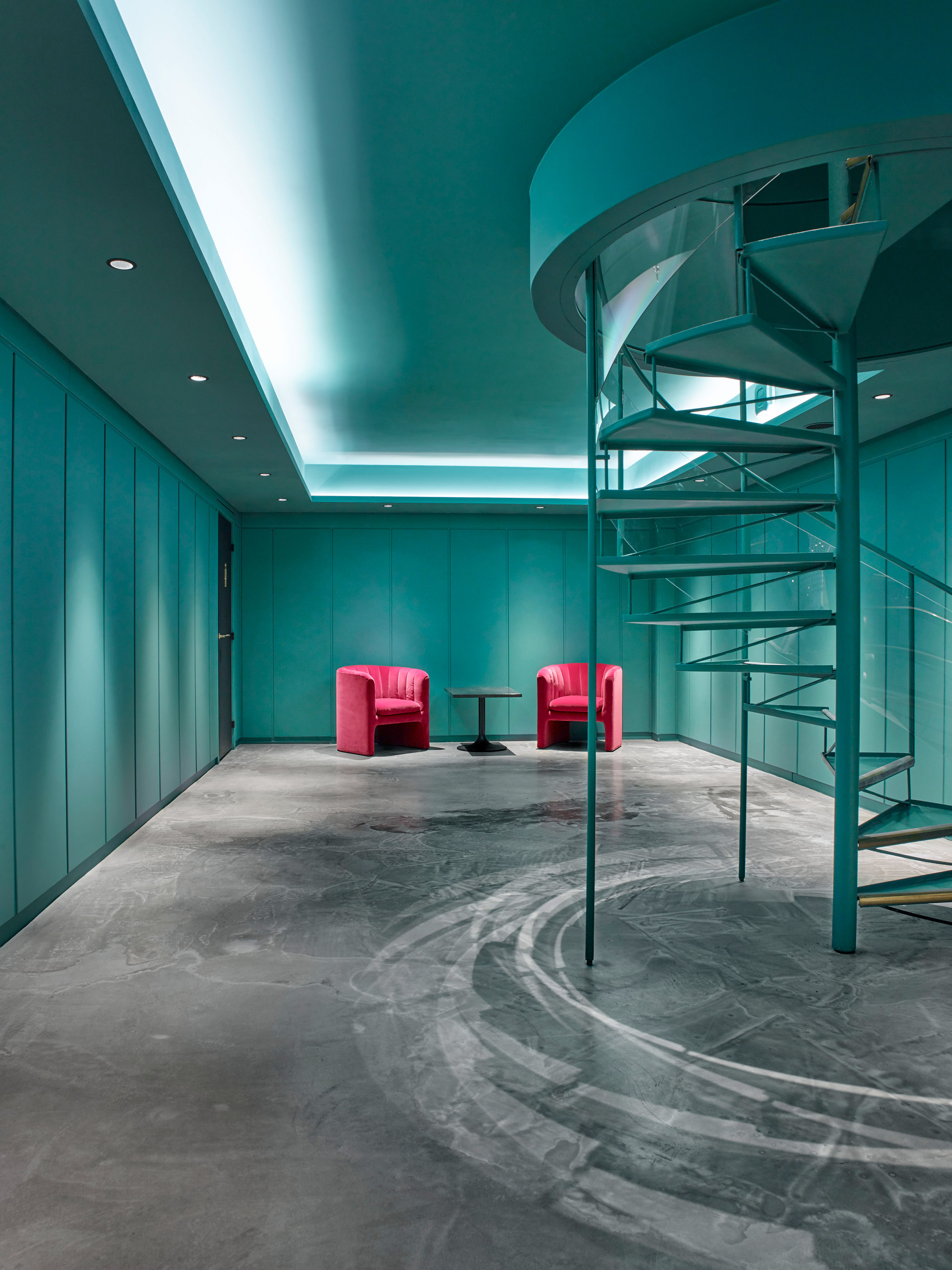 Space Copenhagen Renovates Arne Jacobsen Hotel Using Updated Classic
