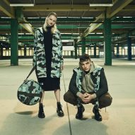 Competition: win a Rains jacket and travel bag in camouflage print