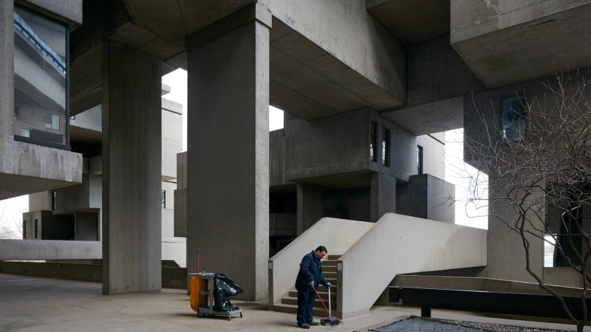 Revisited Habitat 67 by James Brittain
