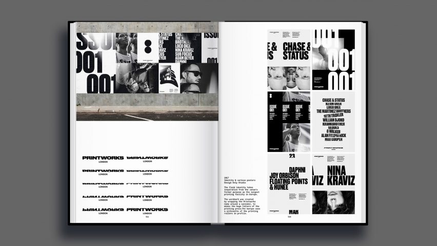 Manchester-based graphic designer Rick Banks has compiled a visual history of the best graphic design in Britain's nightlife from the last 35 years.