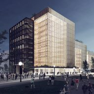 USA's largest timber office building proposed for New Jersey