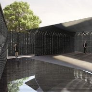Frida Escobedo designs secluded courtyard for Serpentine Pavilion 2018