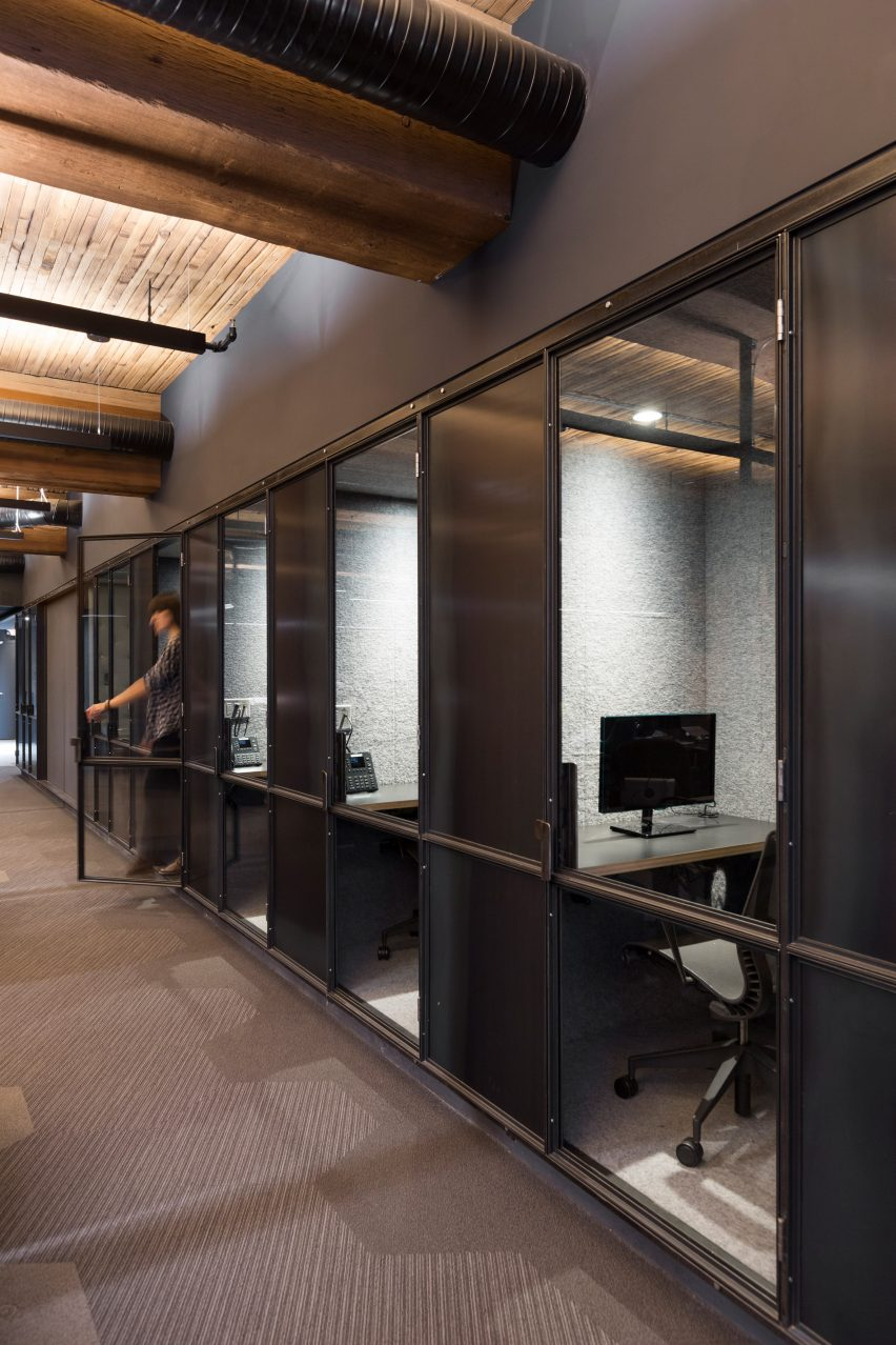 Slack Vancouver by Leckie Studio Architecture + Design
