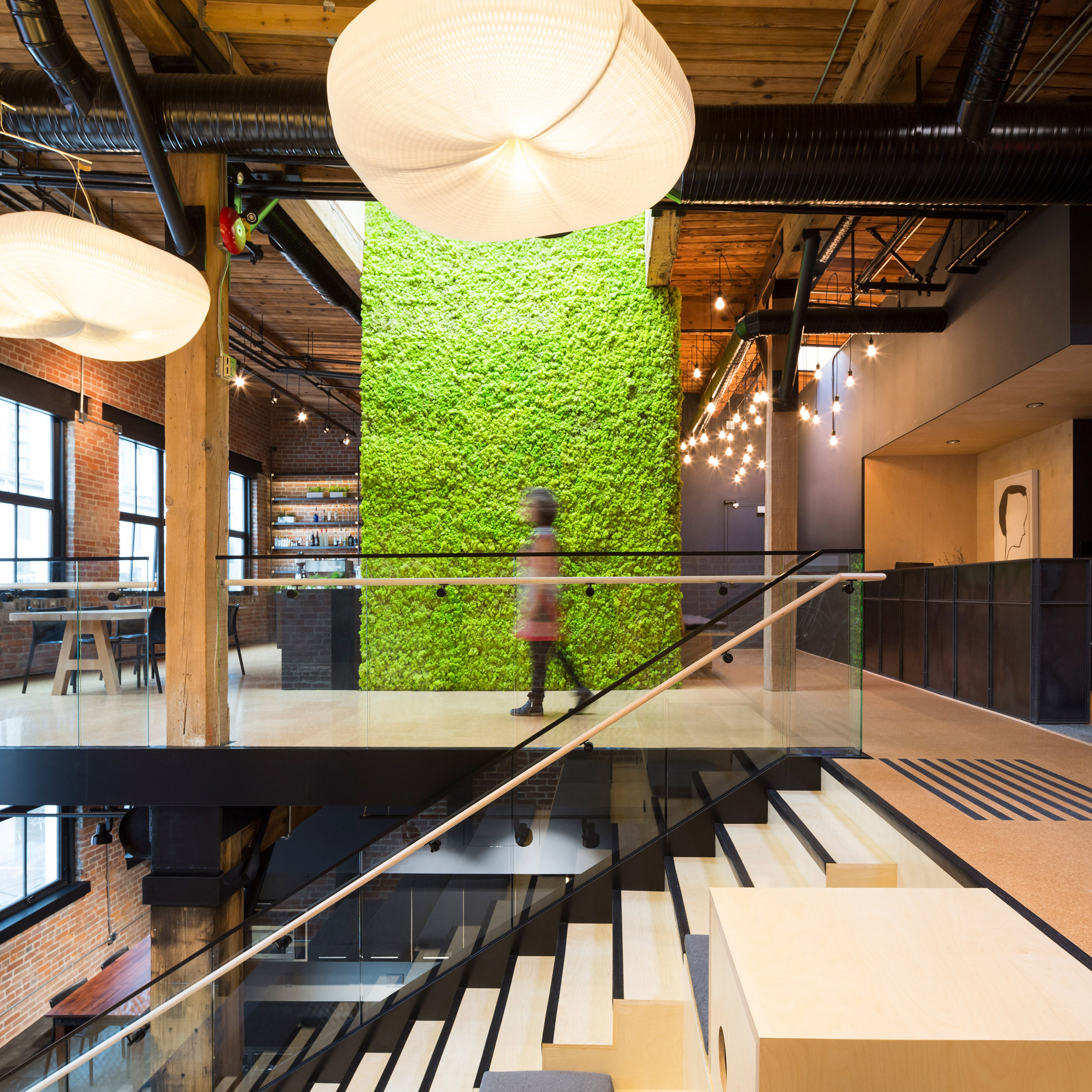 Slack Vancouver By Leckie Studio Architecture Design