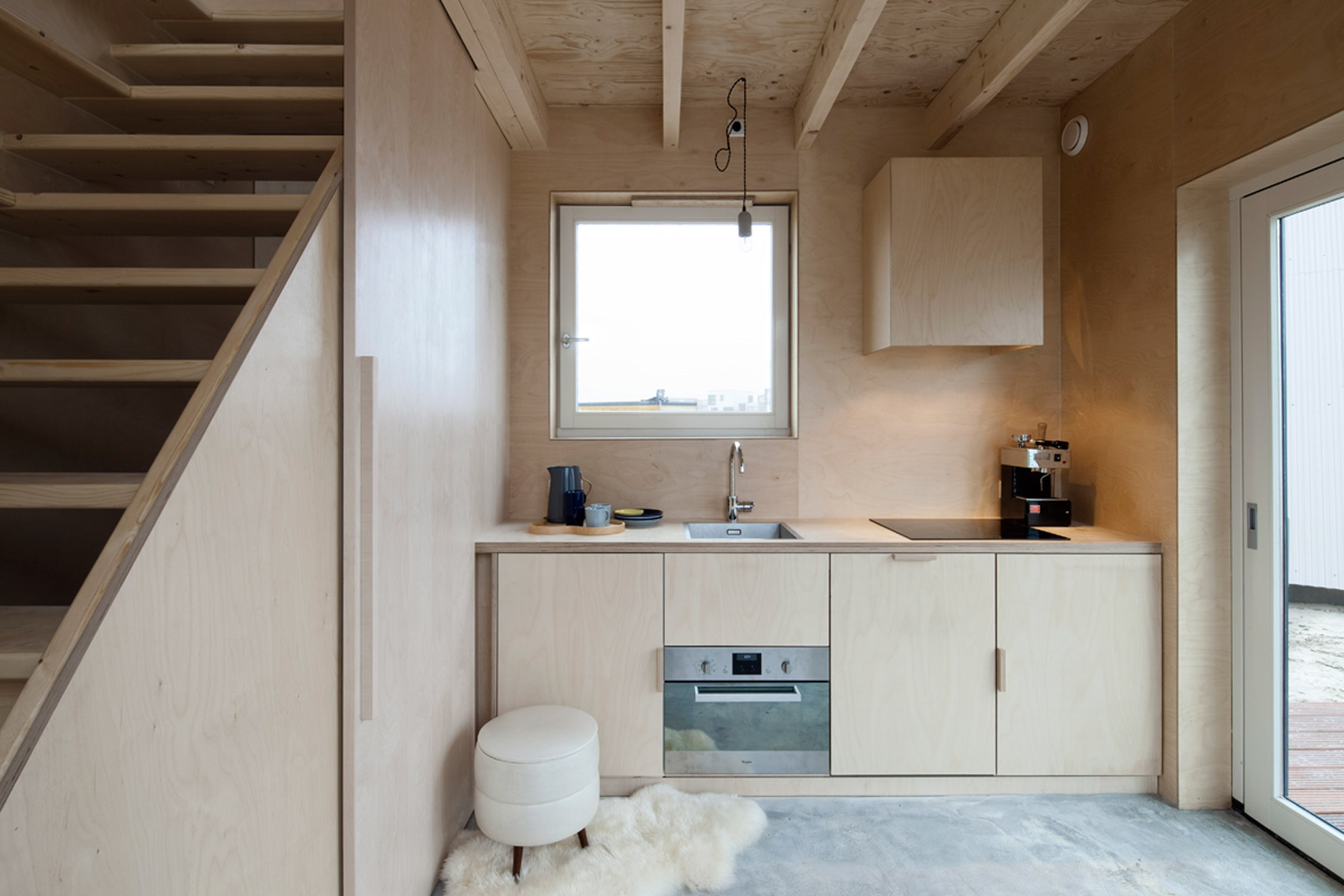 Slim Fit by Ana Rocha Architecture