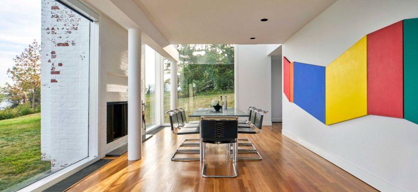 Smith House by Richard Meier & Partners