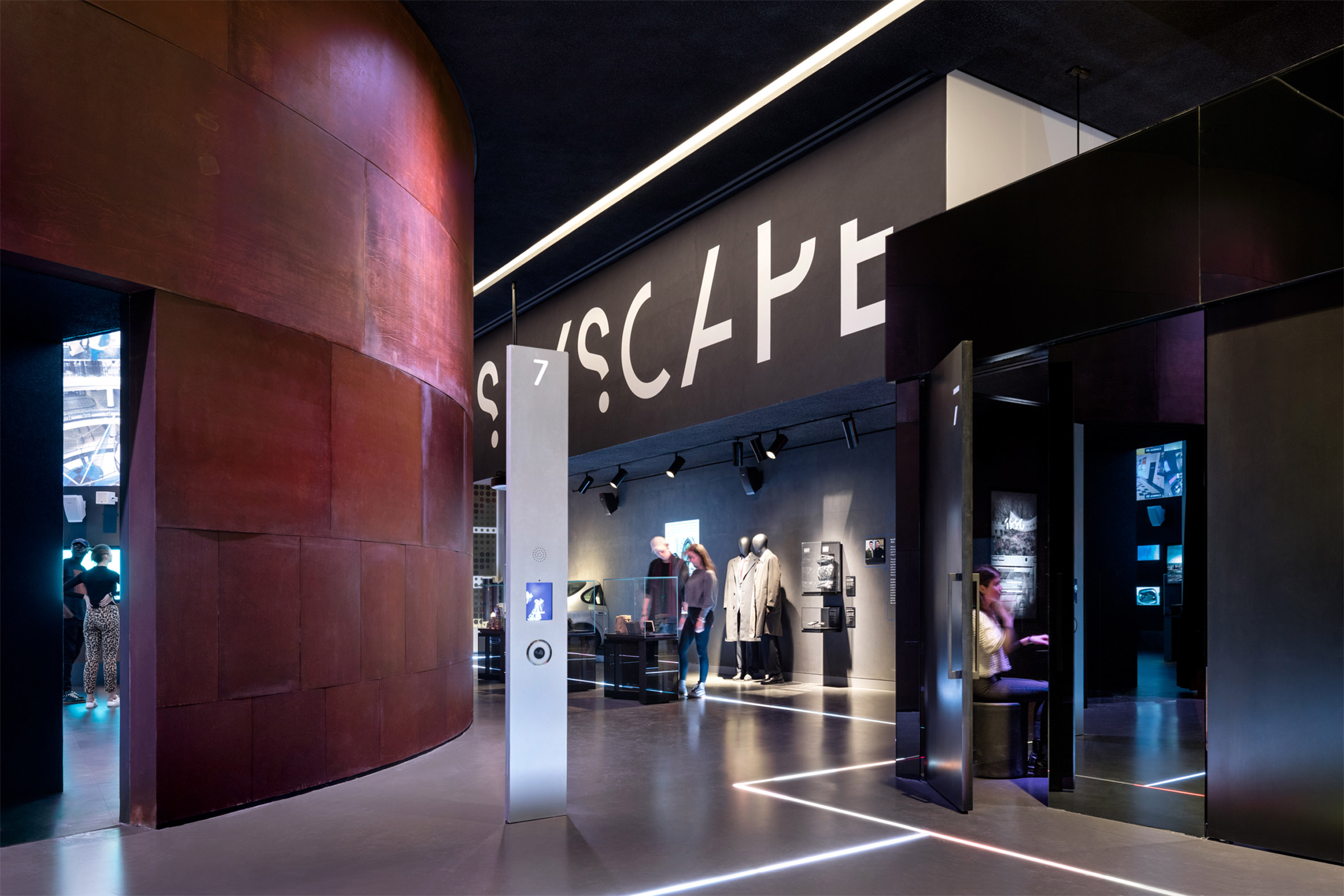 David Adjaye's Spyscape museum of espionage opens in New York