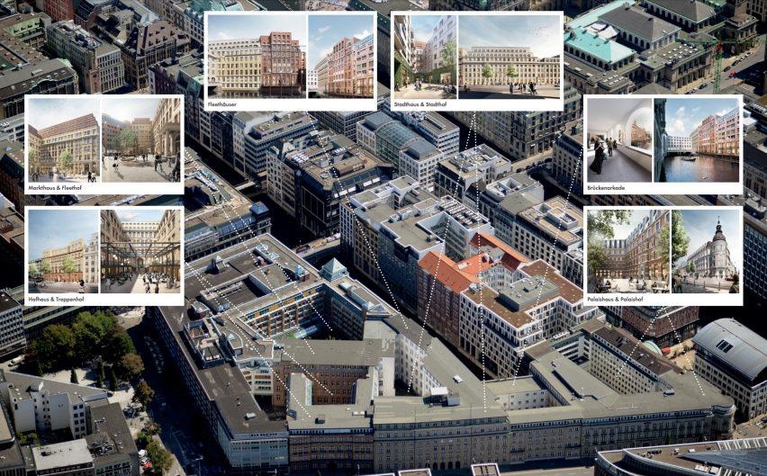 Stadthofe Development, Quantum
