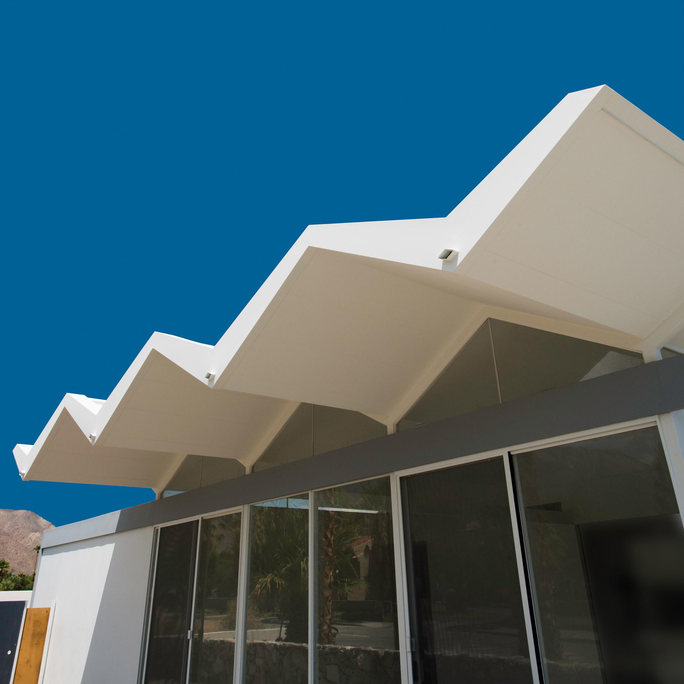 Steel Development Houses by Donald Wexler