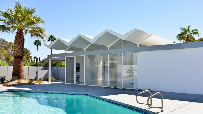 Donald Wexler pioneered prefab living in Palm Springs with Steel Houses