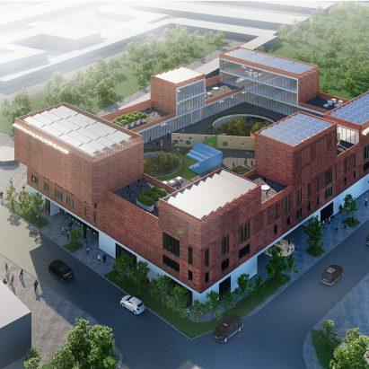 Wonderful Stefano Boeri Architetti To Design 24 Hour Schools In Albanian Capital