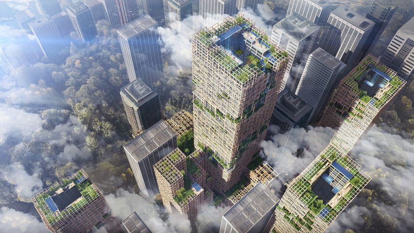 Japan company to build world's tallest wooden skyscraper