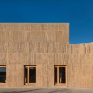 Teotitlan del Valle Community Cultural Center by Productura