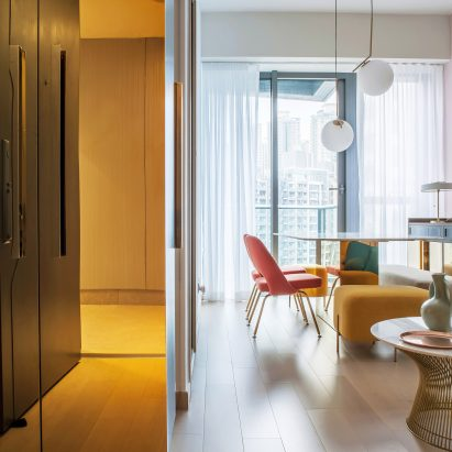 Small Apartment Design And Interiors Dezeen Gorgeous Apartments Interior Design