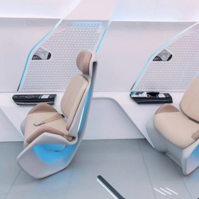 Virgin unveils first prototype of Hyperloop One passenger pod