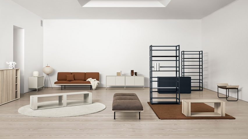 Voice launches the furniture equivalent of wardrobe essentials