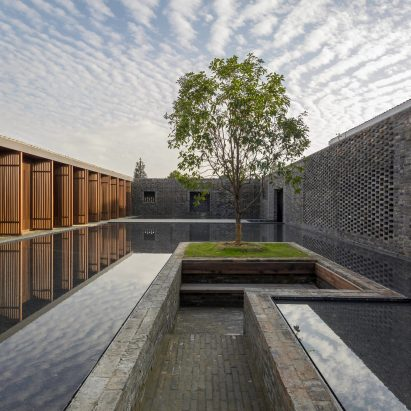 Chinese studio Neri&Hu has completed a boutique hotel in Yangzhou