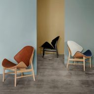 Seven mid-century furniture designs relaunched at Stockholm Design Week